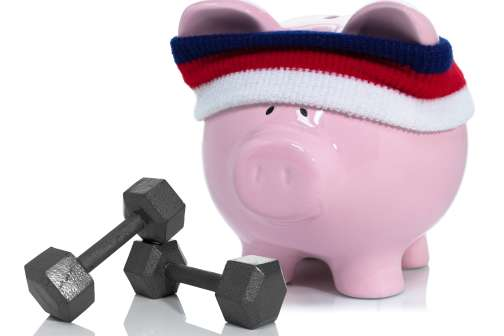 Work Out Your Money, Not Your Muscles at the Financial Gym