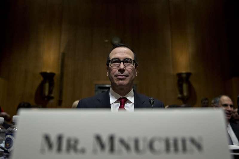 Senate Finance Committee Considers Steven Mnuchin To Be Treasury Secretary