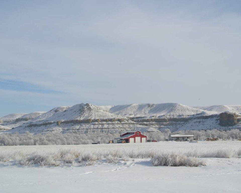 Bunker Property for Sale in Kinnear, Wyoming