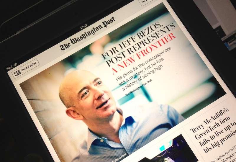 Washington Post iPad Edition