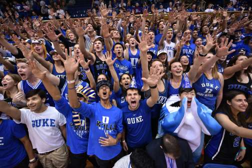 100 Best Colleges for Sports Lovers
