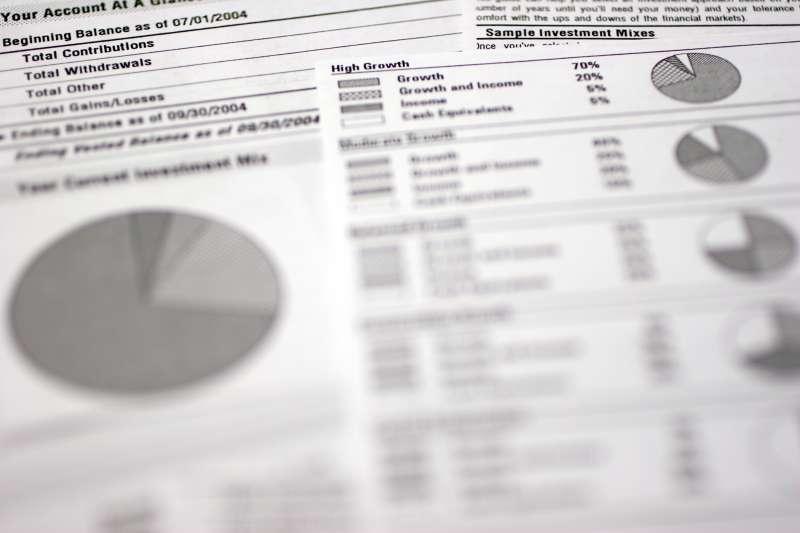 Financial Spreadsheet