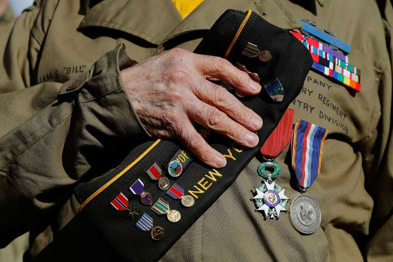 Veteran Uniform
