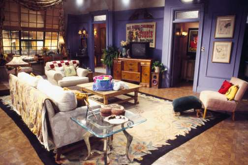 The True Cost of Famous TV Apartments