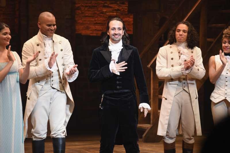 Lin-Manuel Miranda's Final Performance In  Hamilton  On Broadway