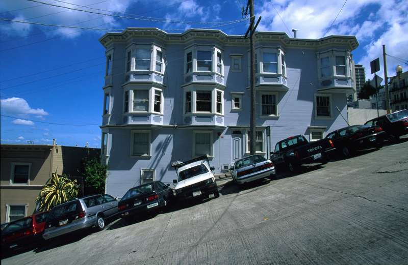 San Francisco has seen the biggest increase in the income gap of any U.S. city.