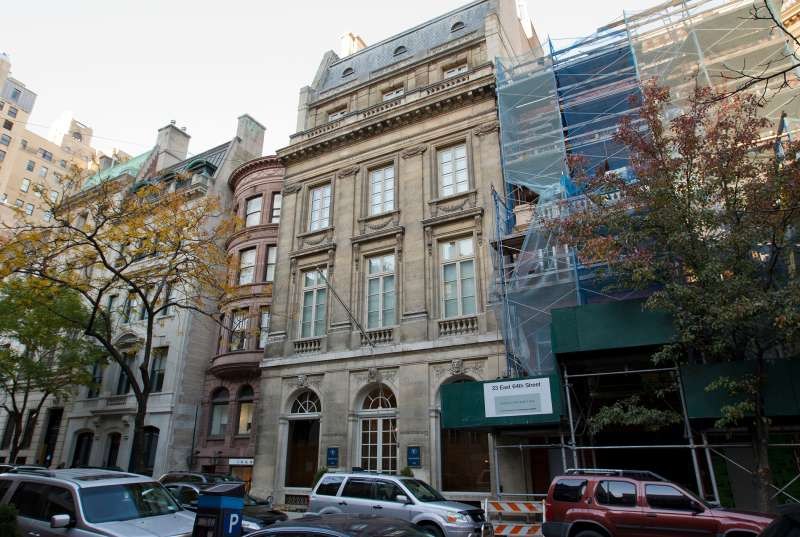 New York City's most expensive townhouse, sells for $79.5