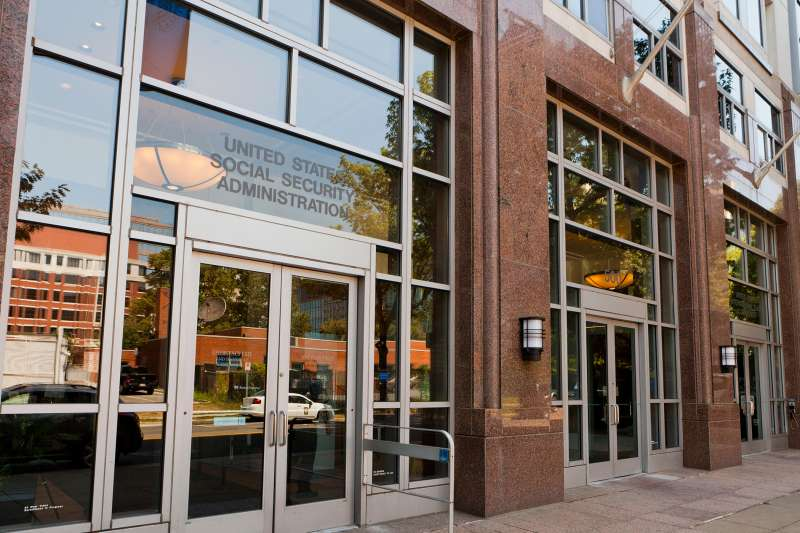 US Social Security Administration headquarters, Washington, DC