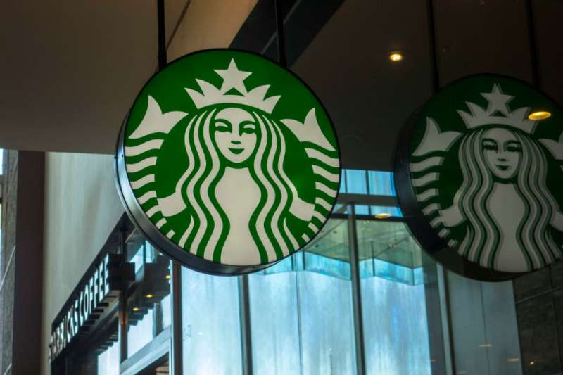 BEIJING, CHINA - 2017/04/23: Since June 1st 2017, the full-time employees of Starbucks in Chinese market, who have worked for two years and have parents younger than 75 years old, will enjoy a new  parental care plan , which is an critical illness insurance wholly provided by the company. (Photo by Zhang Peng/LightRocket via Getty Images)