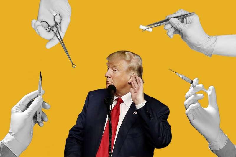 170609-president-trump-obamacare-dismantling-listening