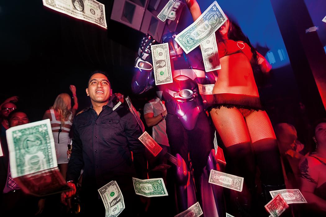 Marquee Night Club and Tao Night Club, Las Vegas, Nevada