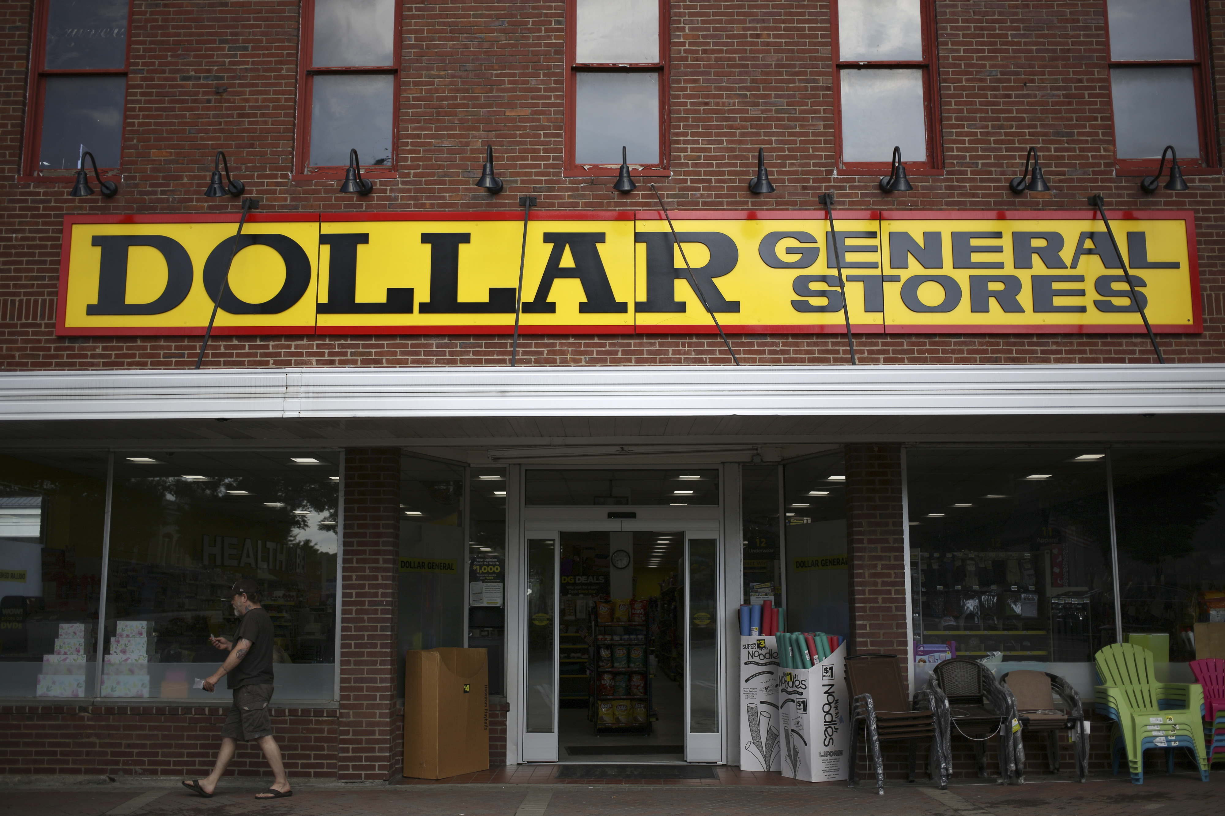 A [f500link]Dollar General[/f500link] Corp. Store Ahead Of Earnings Figures