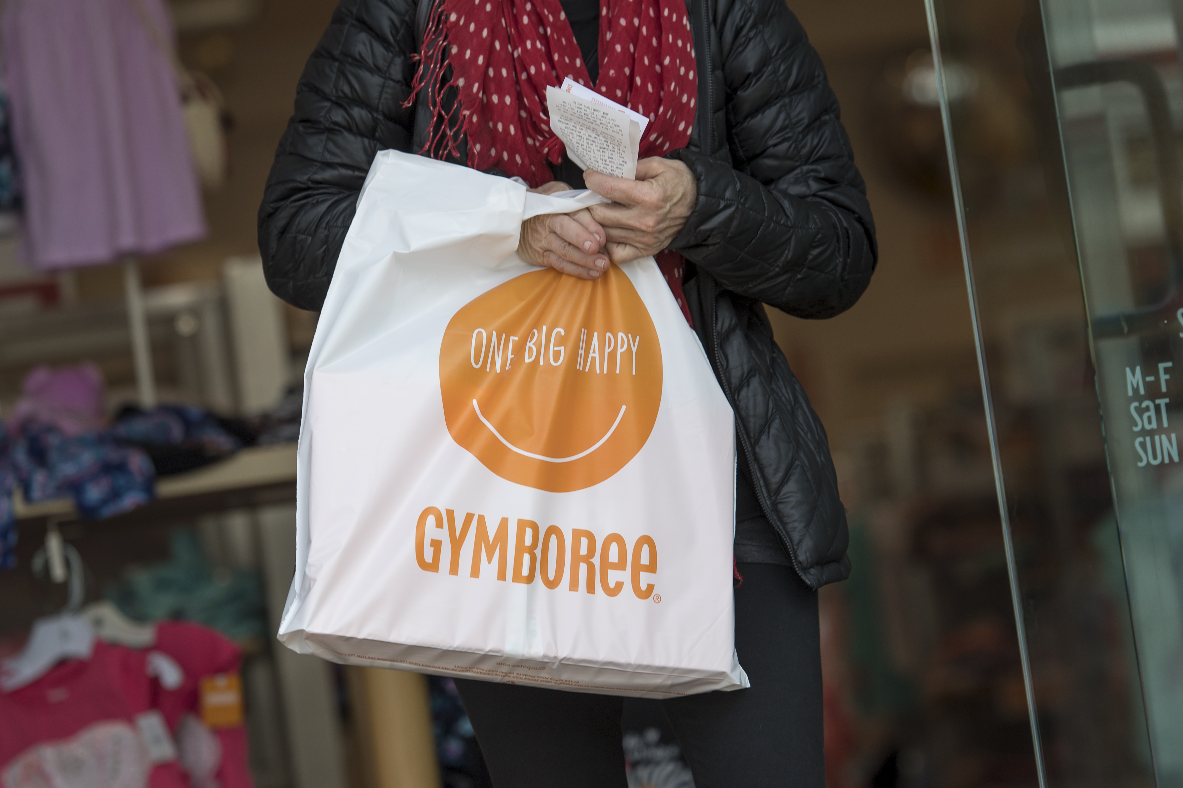 Bain Doubles Down On Risky Gymboree Bet Even As Bankruptcy Looms