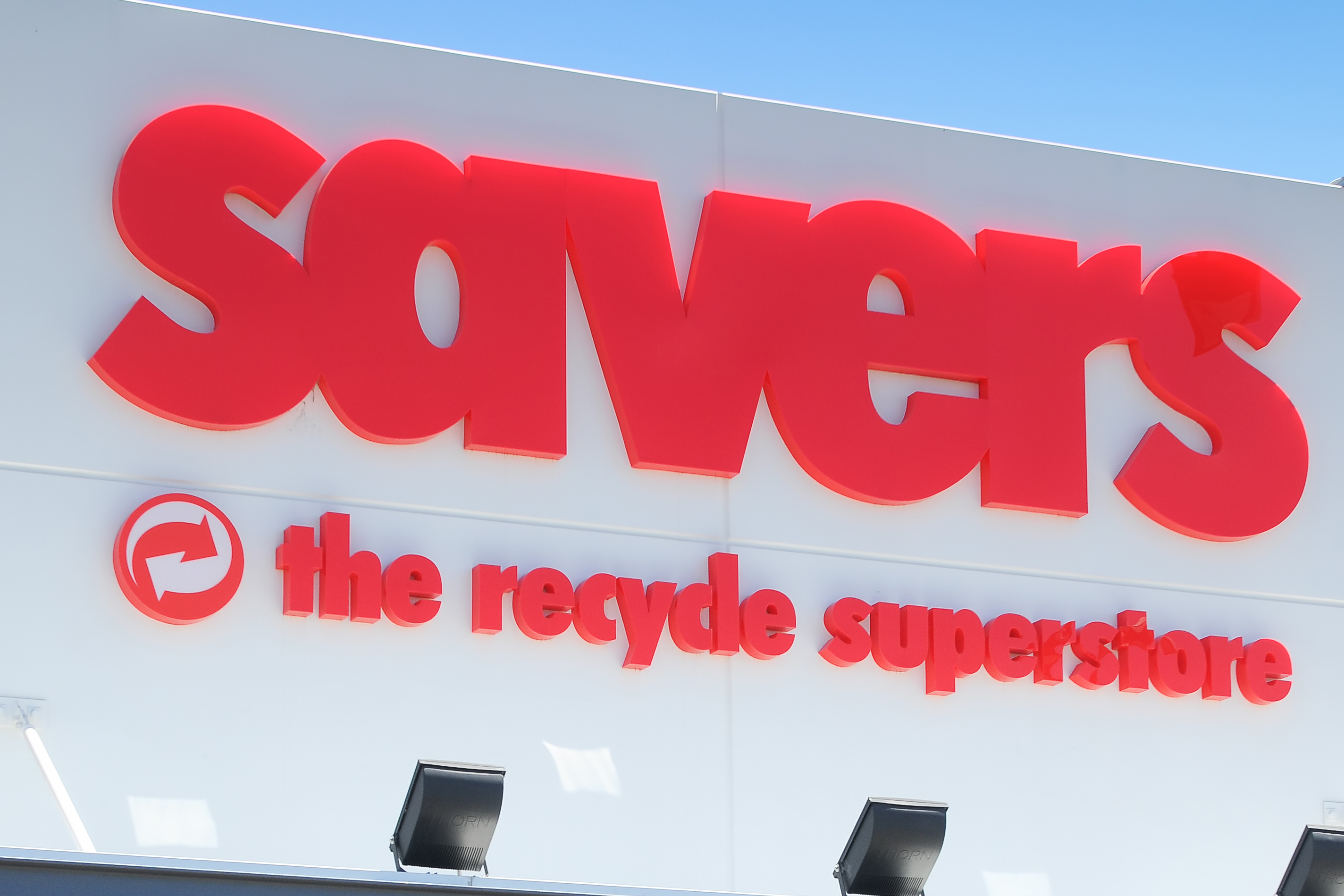 Savers Recycle Superstore