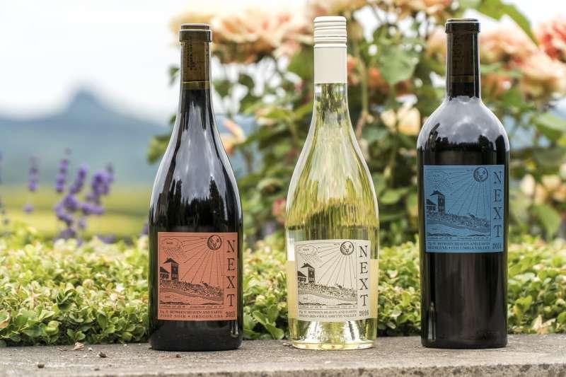 King Estate Winery NEXT Amazon Wine