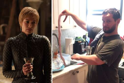 I Spent $400 on a 'Game of Thrones' Dinner Party Featuring Rattlesnake and Locusts