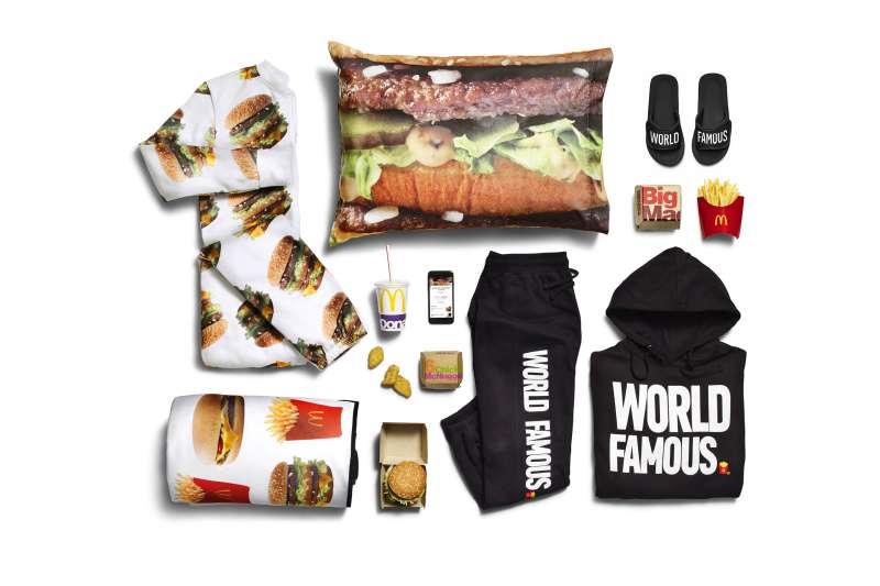 McDonalds-Clothing Line