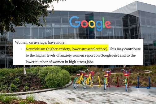Dear Google Bro: A Woman in Tech Responds to the Anti-Diversity Memo That's Gone Viral