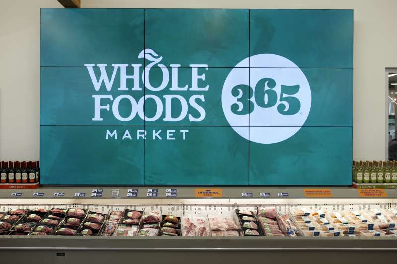 Grand Opening Of The New Whole Foods Market 365 Store