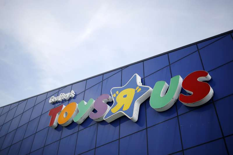 Toys R Us Is Said To File For Bankruptcy