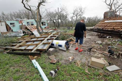 These Hurricane Victims Were Supposed to Get Financial Aid. They Haven't Yet
