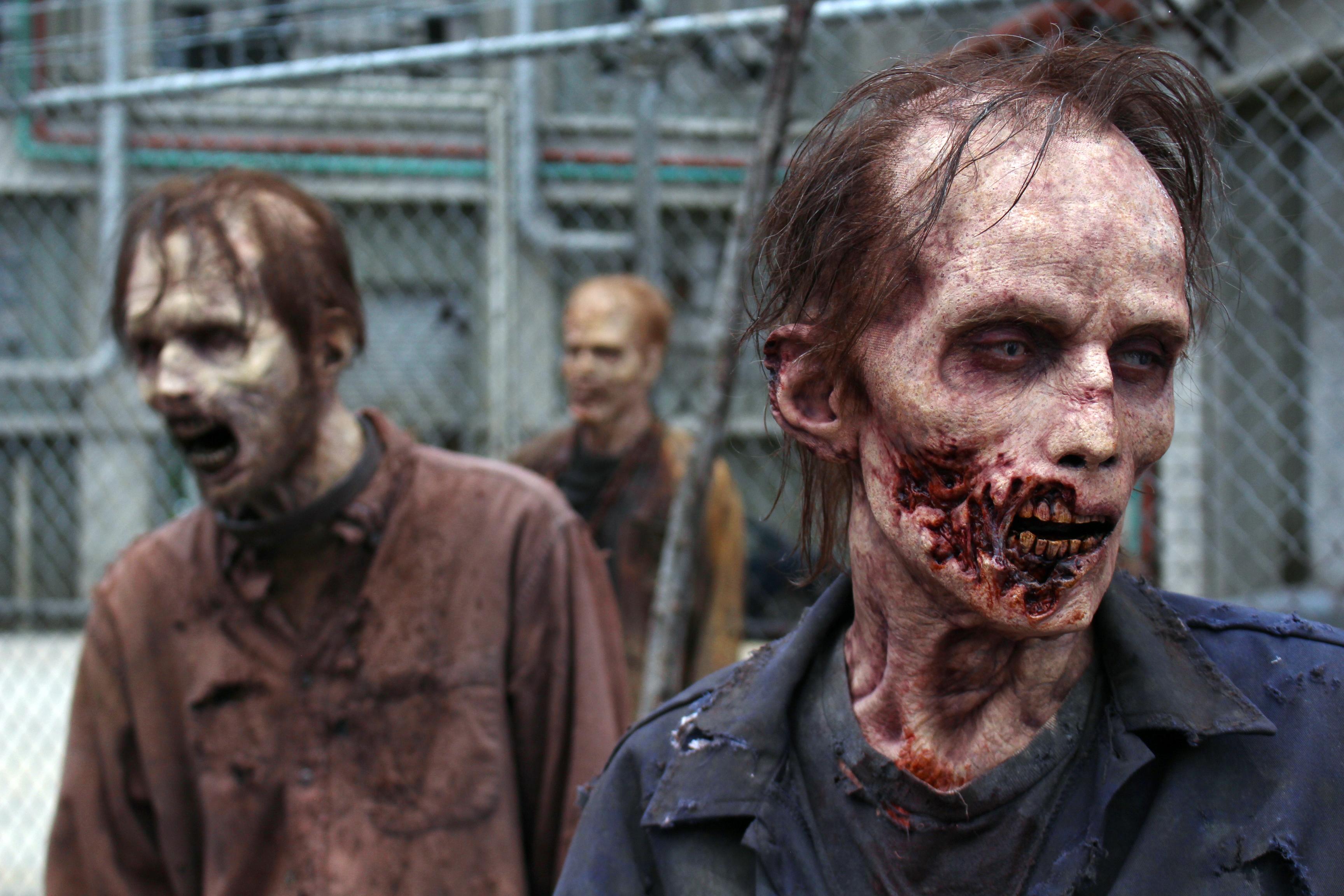 - The Walking Dead _ Season 8, Episode 1 - Photo Credit: Greg Nicotero/AMC