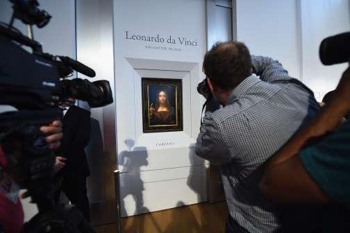 This Leonardo da Vinci Painting Once Sold for $60. Now It Could Go for $100 Million