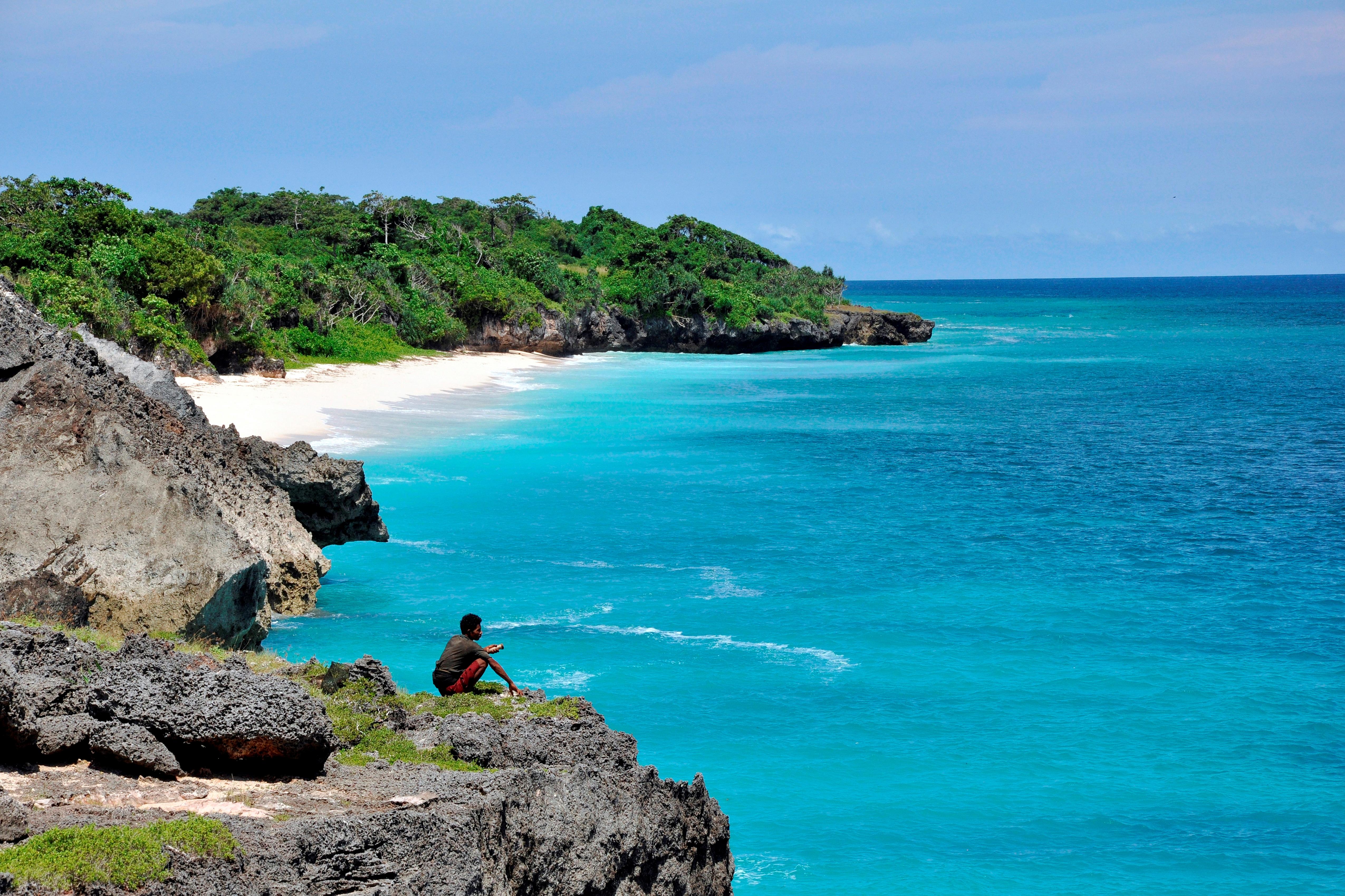 Indonesia. Sumba island. Mandora beach