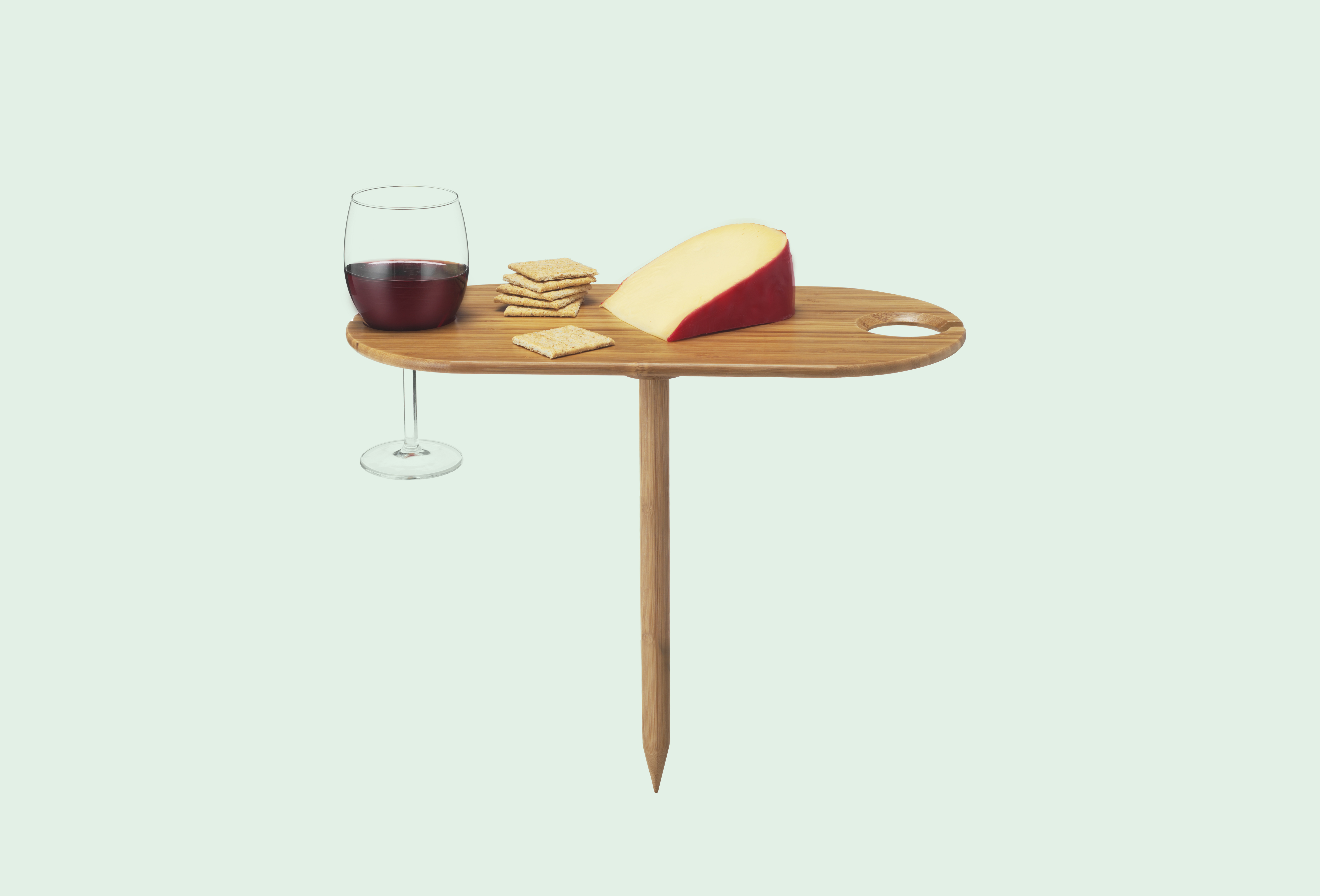 Wine table from Uncommon Goods