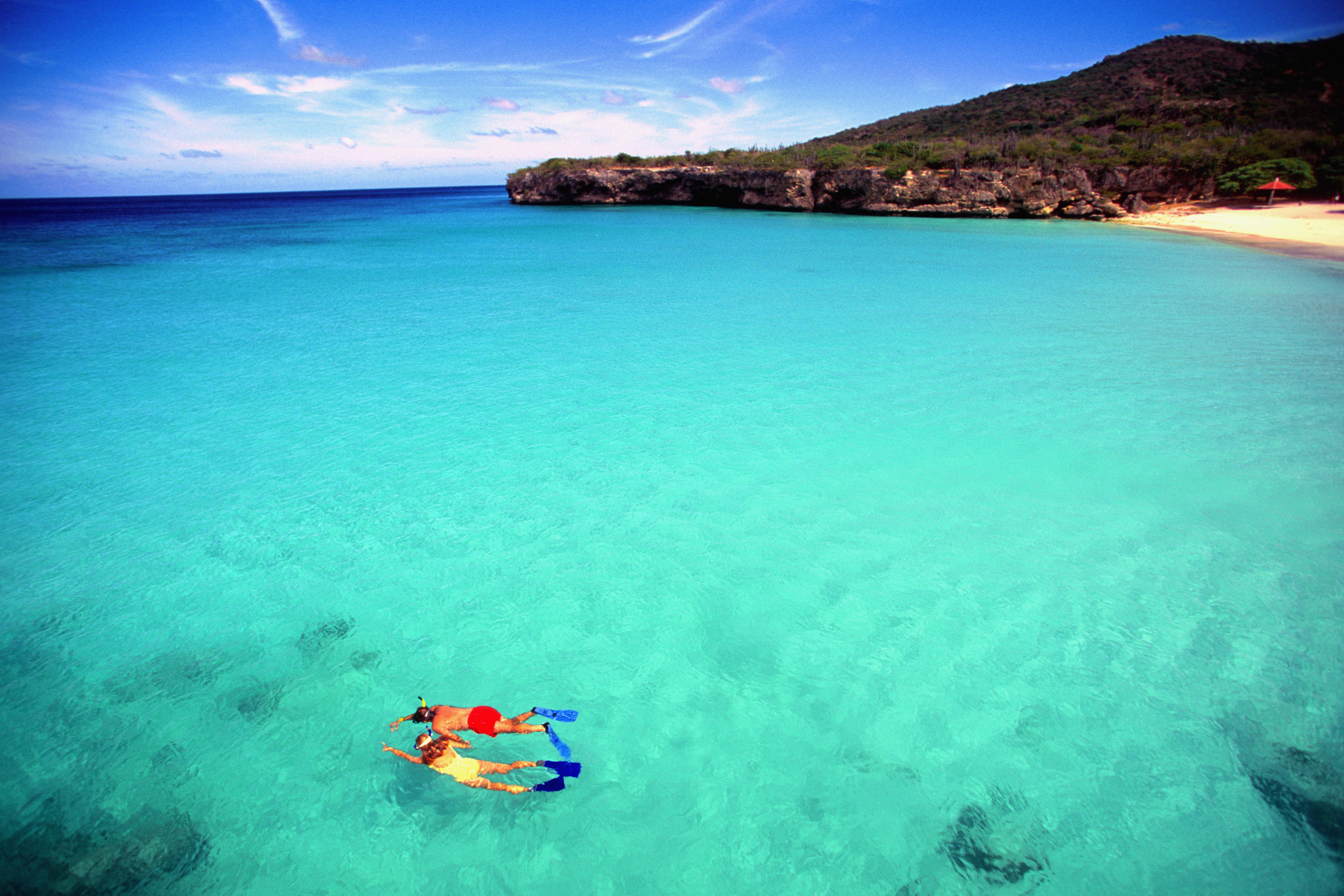 Cheap Beach Destinations-Curacao