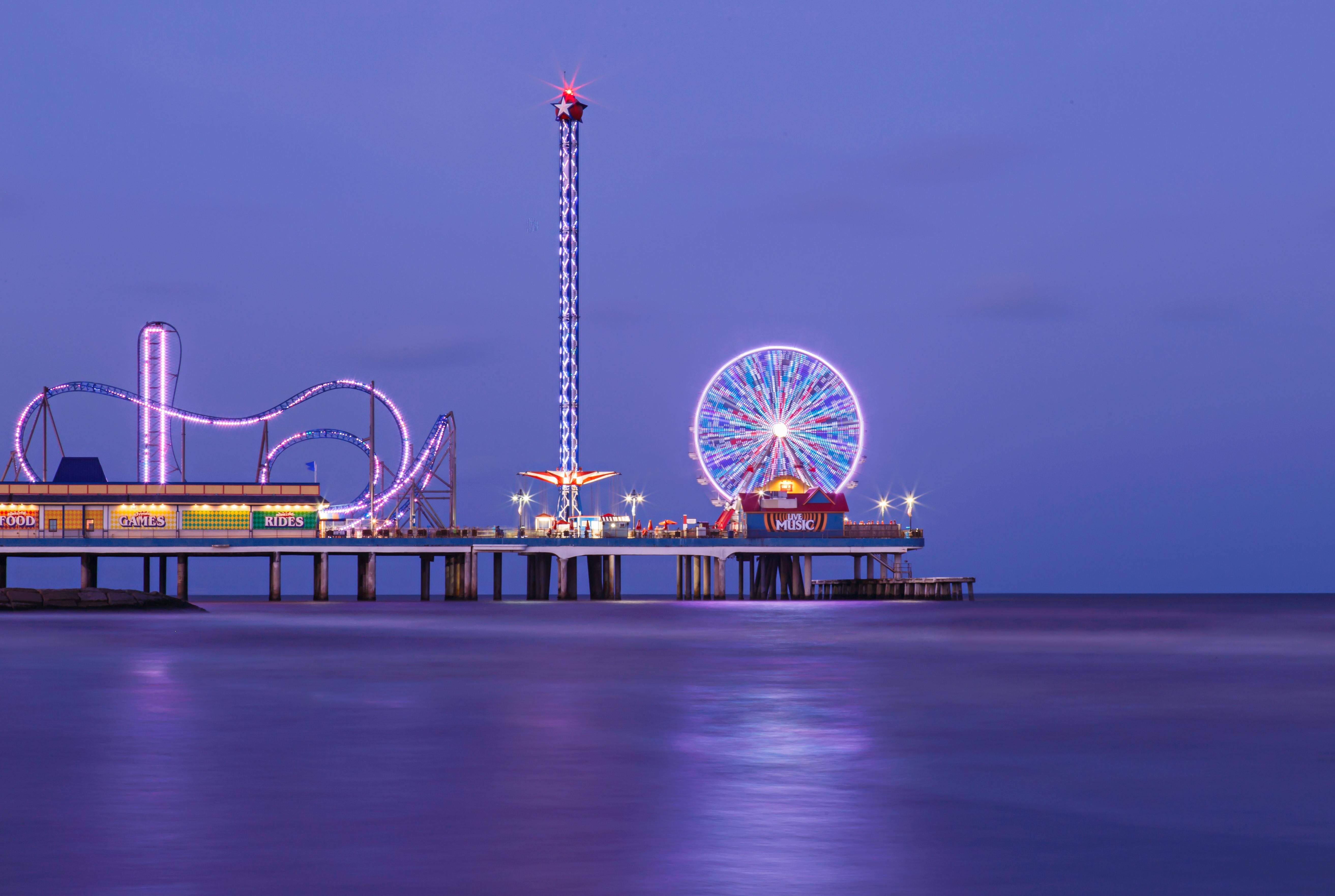 Cheap Beach Destinations-Galveston