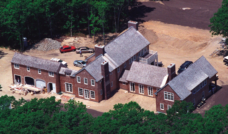 Matt Lauer Watermill Home