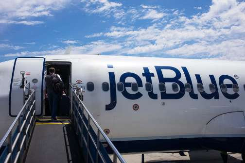 JetBlue Is Offering a Rare Deal on All Flights Right Now