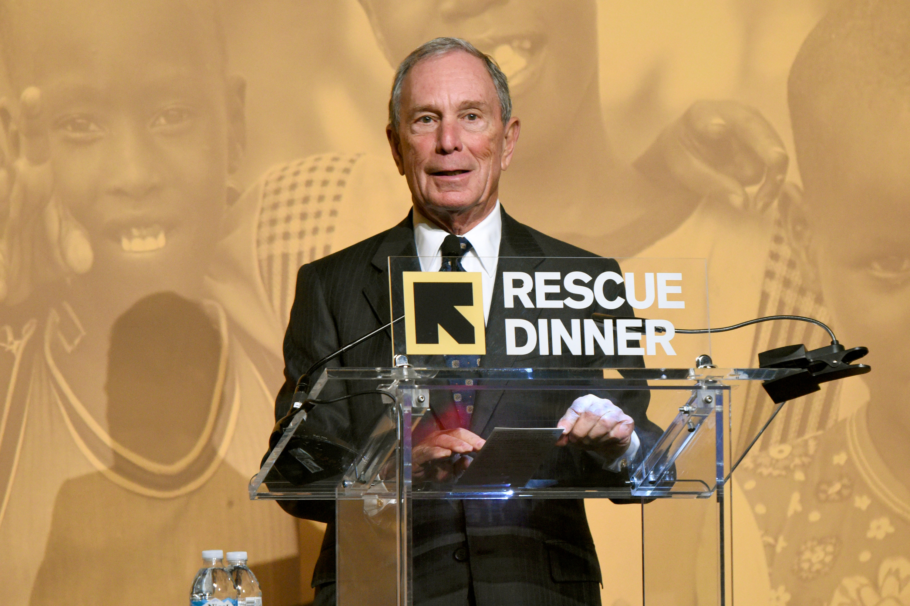 IRC Hosts The 2017 Rescue Dinner - Inside