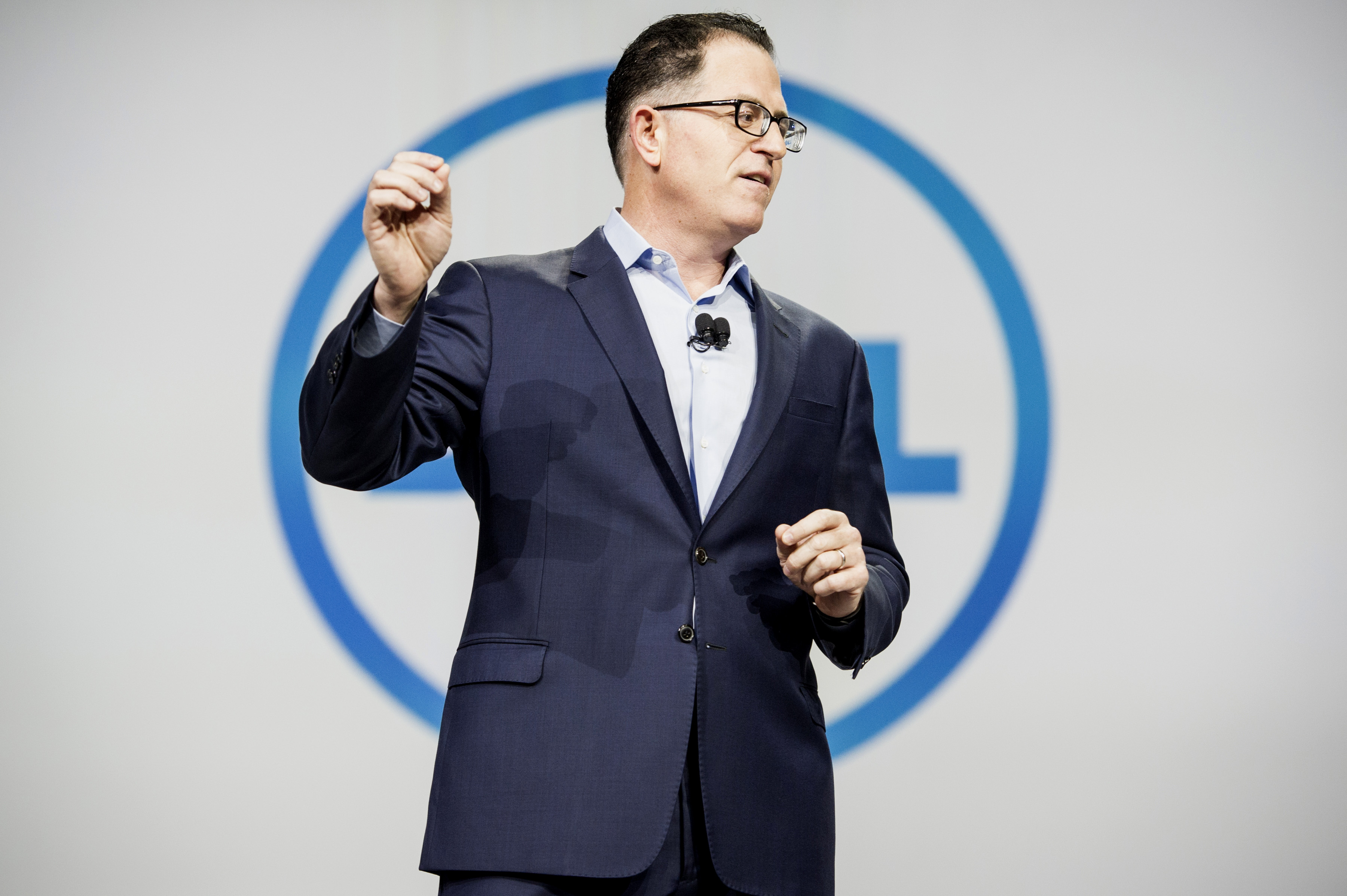 Key Speakers At The 2015 Dell World Conference