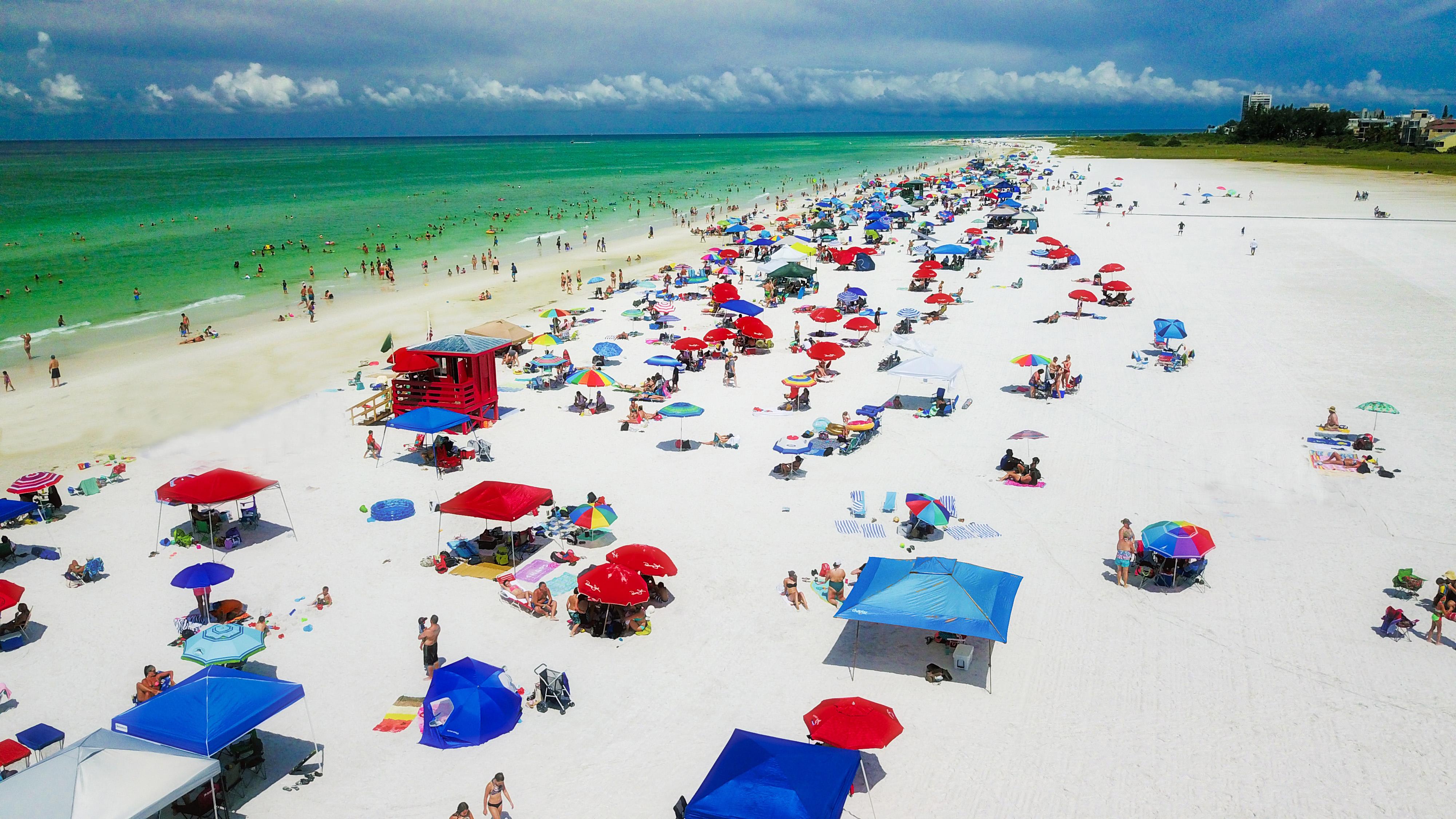 Cheap Beach Destinations-Sarasota