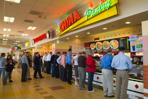 10 Foods You Should Never Order at Your Mall's Food Court