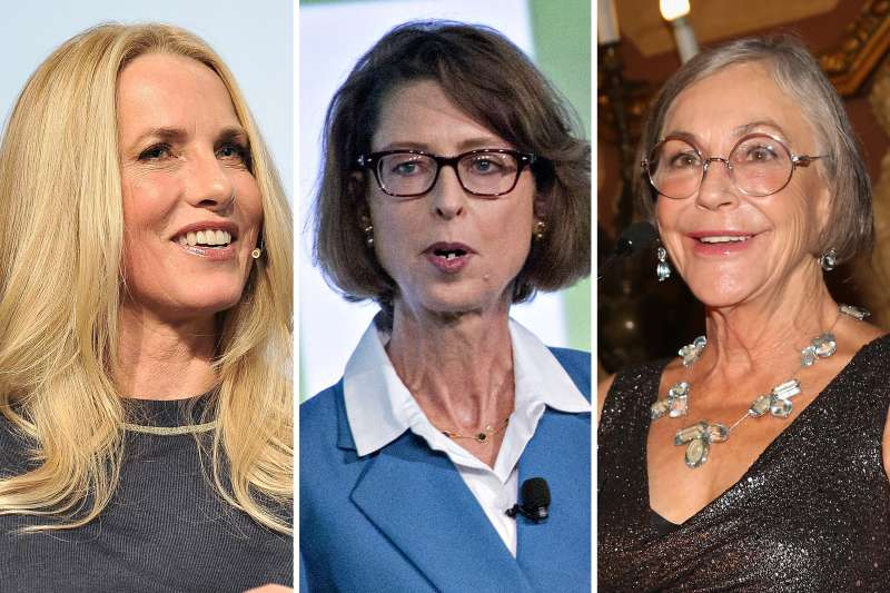 The richest women in America have more in common than their wealth