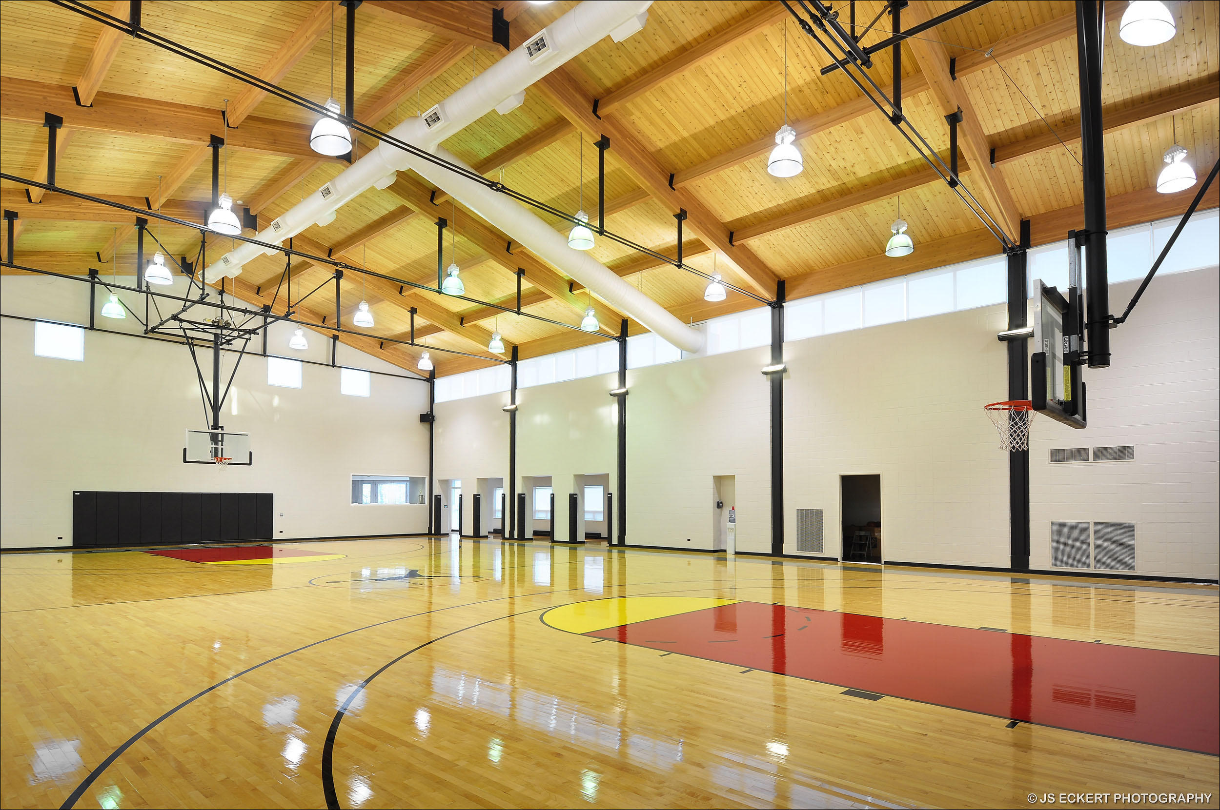Michael Jordan's home. Sports legend Michael Jordan is selling his amazing mansion - fit with a full-size indoor basketball court - for a staggering $29 million. The sale of his sprawling mansion in Highland Park is one of the most expensive in Chicago re