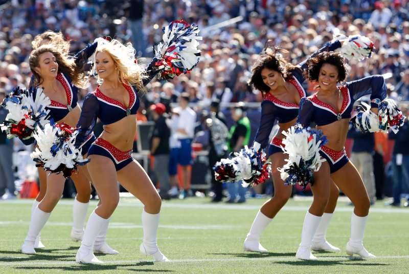 NFL: OCT 01 Panthers at Patriots