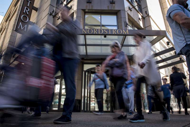 A Nordstrom Inc. Store Ahead Of Earnings Figures