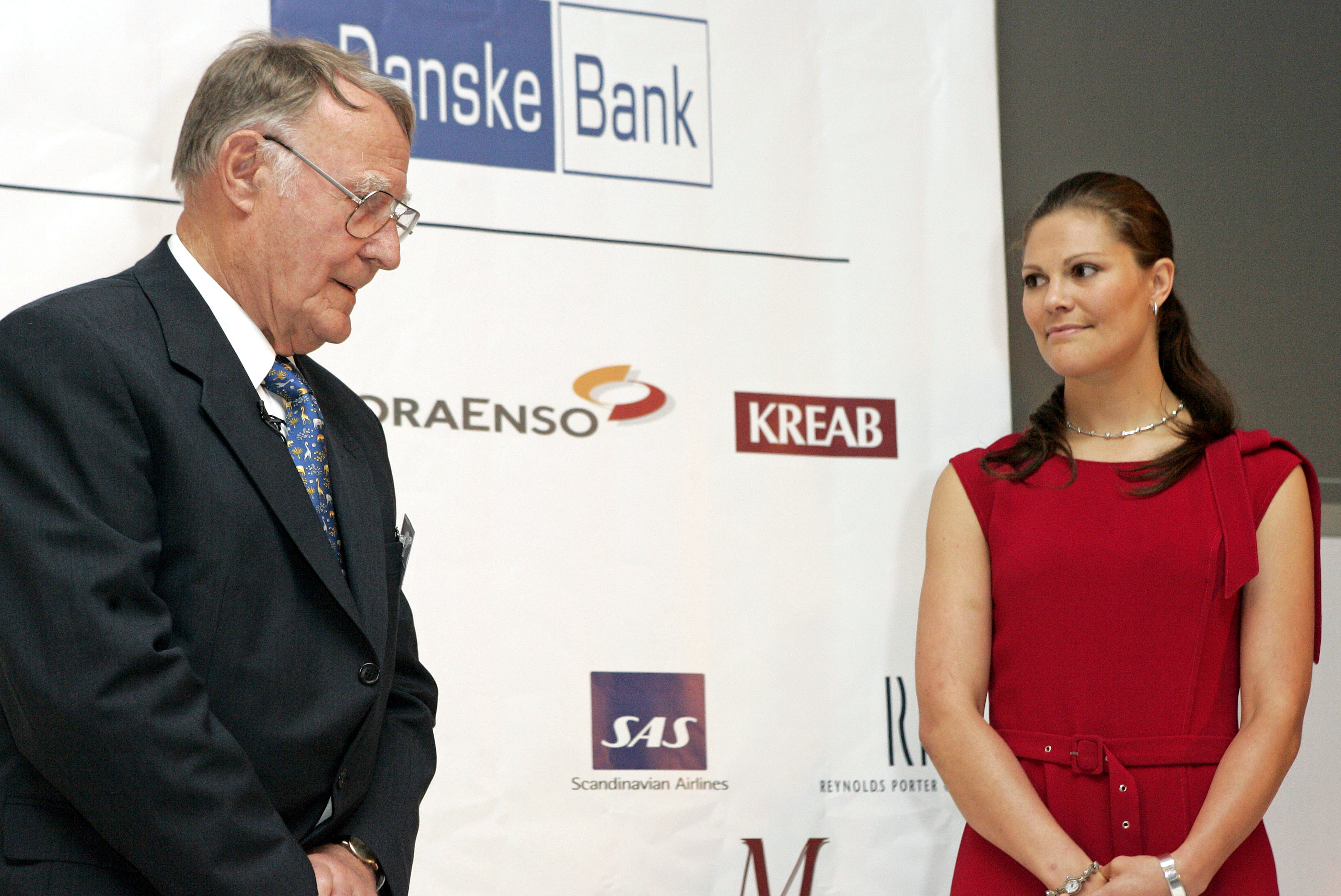 Crown Princess Victoria Attends The Swedish Chamber Of Commerce Centenary Conference