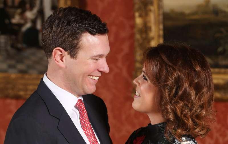 Princess Eugenie and Jack Brooksbank engaged