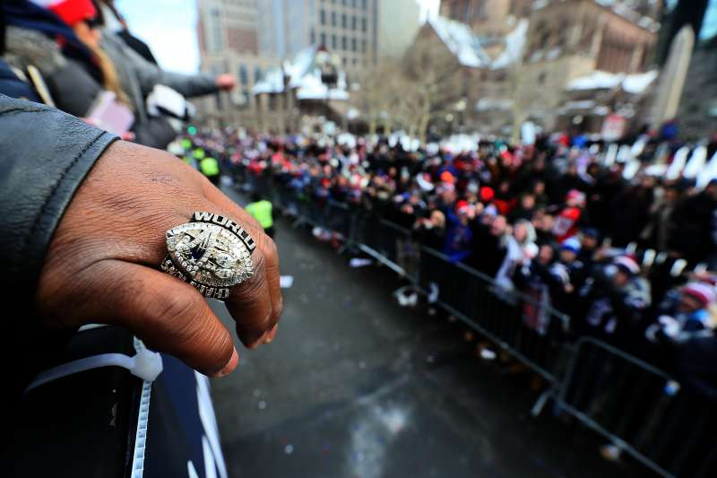 New England Patriots Super Bowl Victory Parade