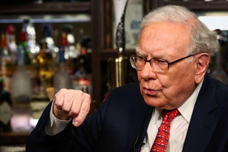 Berkshire Hathaway Inc. Chief Executive Officer Warren Buffett Interview