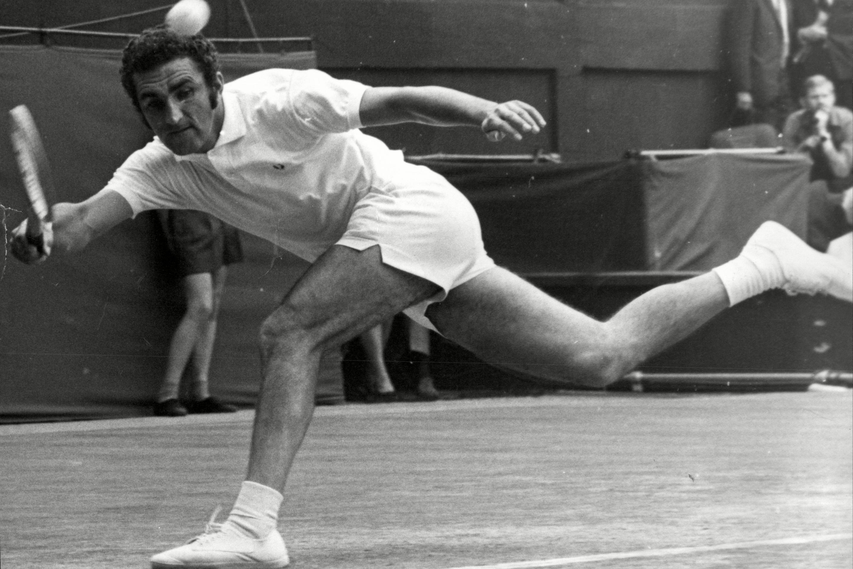 Tennis Player and Businessman Ion Tiriac