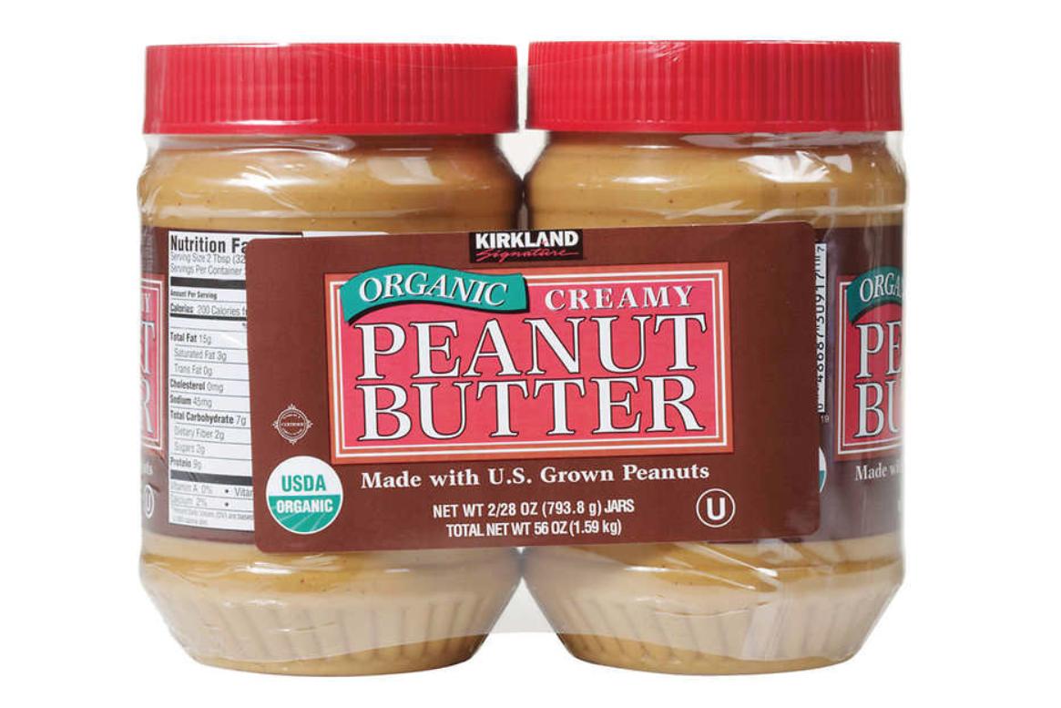 Costco-Organic-Peanut-Butter