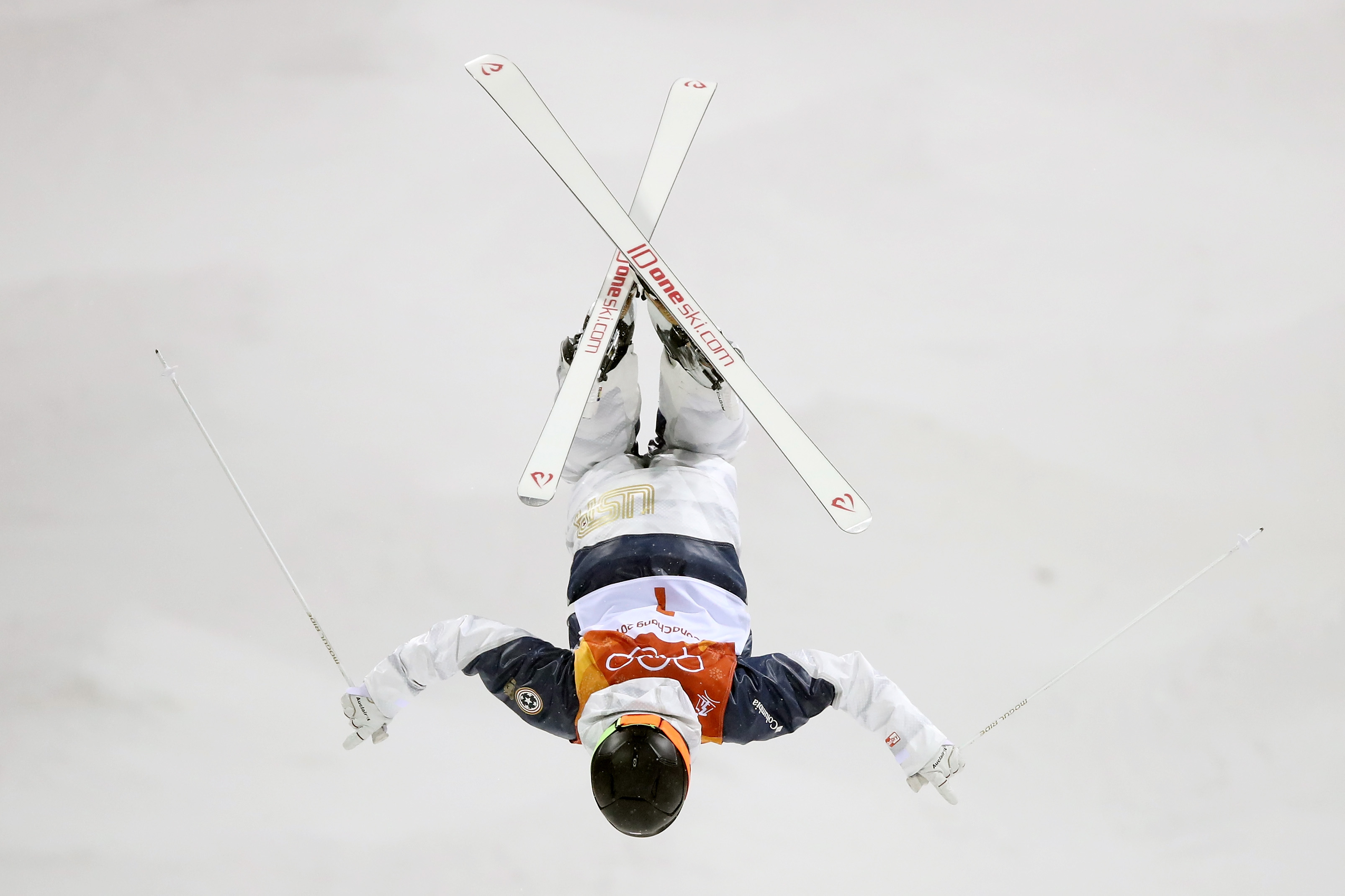 Freestyle Skiing - Winter Olympics Day 2