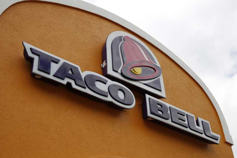 Taco Bell-Delivery, Mount Lebanon, USA