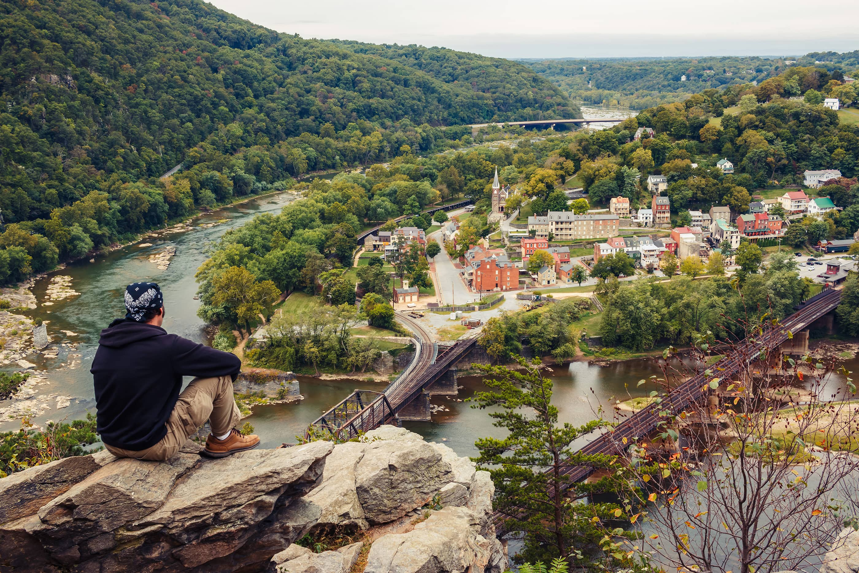 Harpers Ferry, West Virginia is one of the best places to travel in 2018